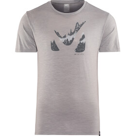 Millet Akna Wool - T-shirt manches courtes Homme - gris